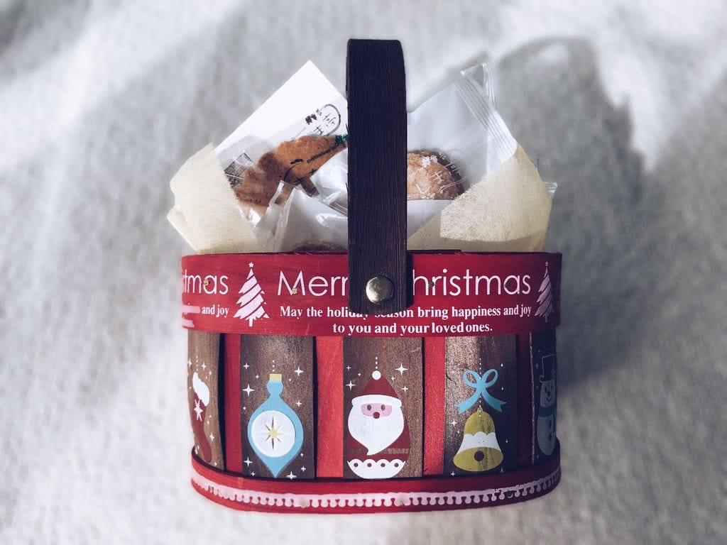 きたしま亭クリスマスクッキー詰め合わせ