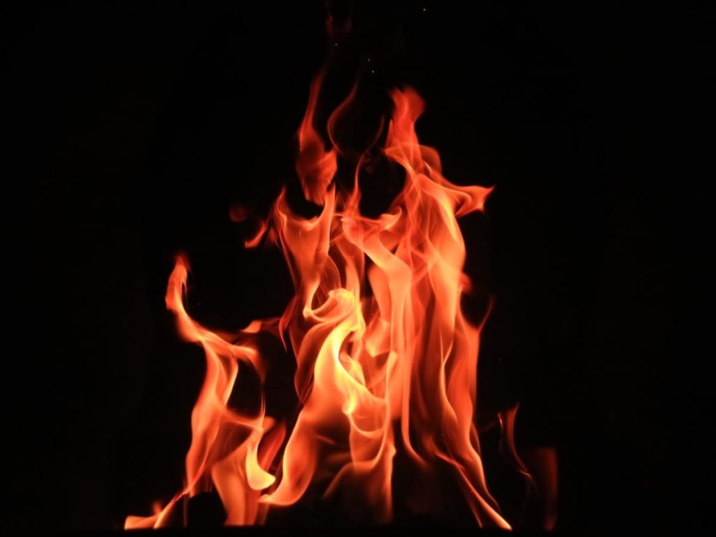 炎,フレア