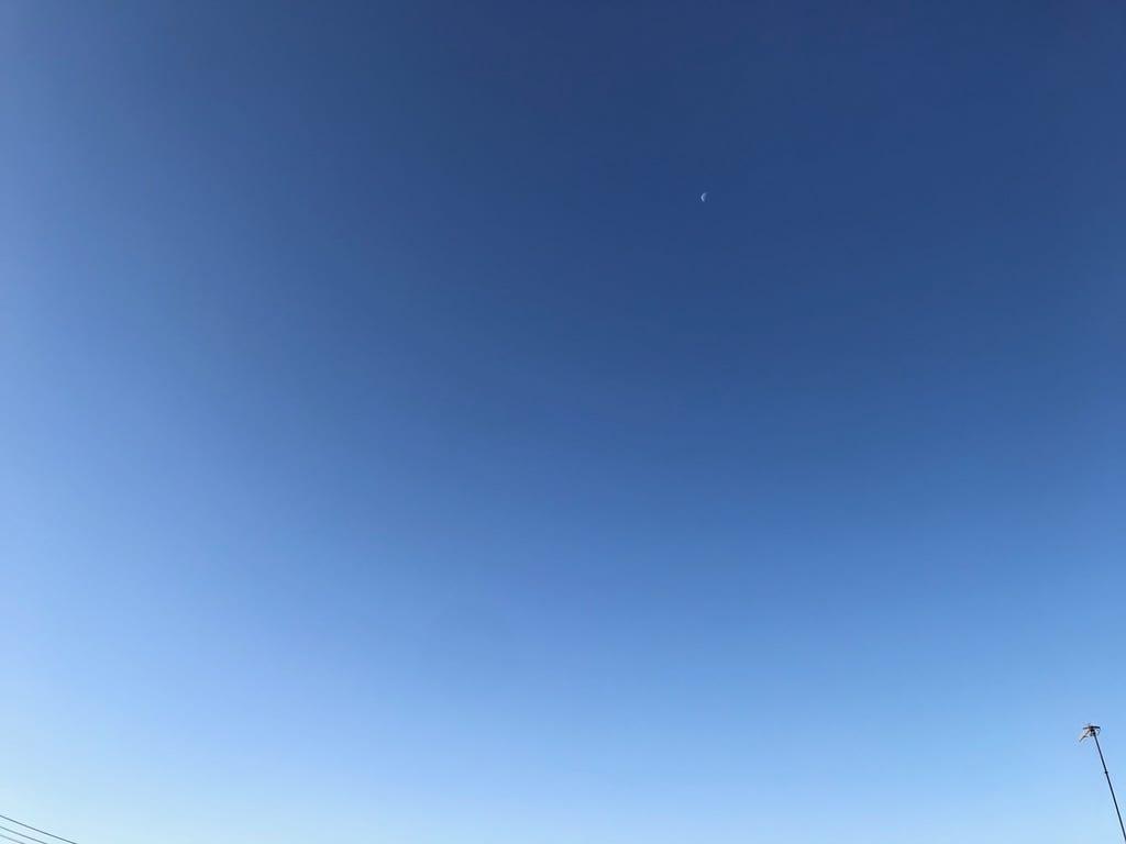 青い空,晴天