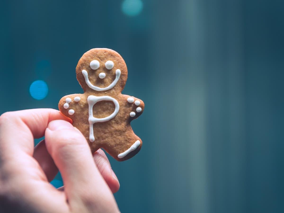 pクッキー